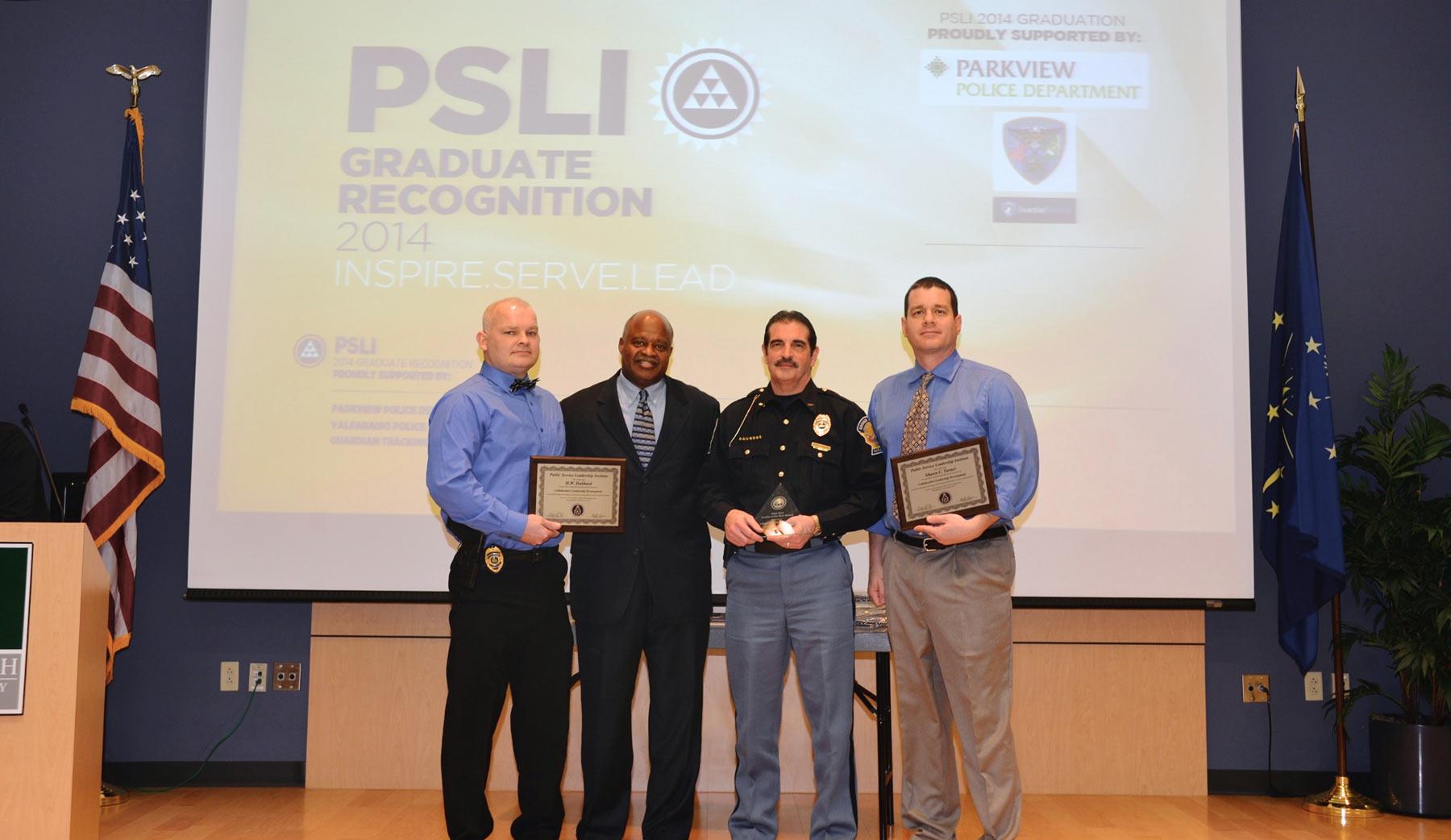 PSLI-Graduation